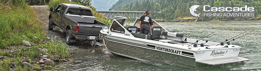 Cascade Fishing Adventures Docking