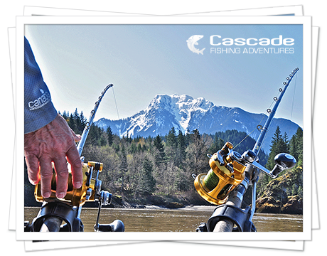Cascade Fishing Adventures Equipment