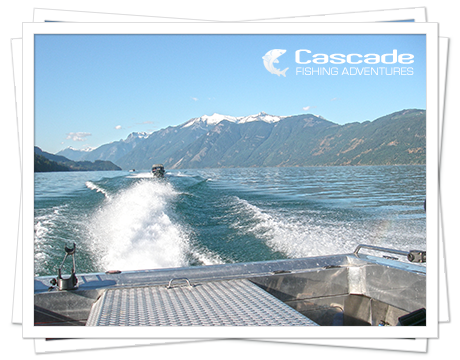 Cascade Fishing Adventures Jet Boats