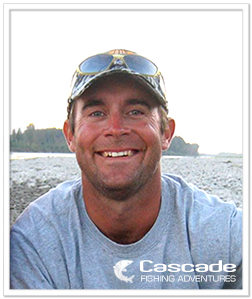 Cascade Fishing Guide - CEJ Mussell