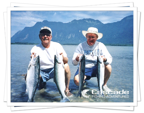 Cascade Sockeye Salmon Fishing in BC