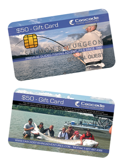 Cascade Fishing Gift Card