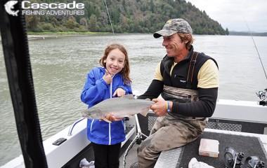 Cascade helps everyone catch fish