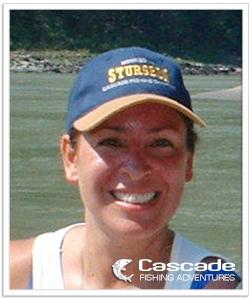 Maggie Laynes Cascade Fishing Adventures
