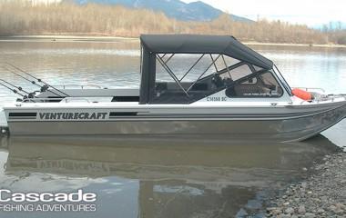 New Jet Boat Venturecraft