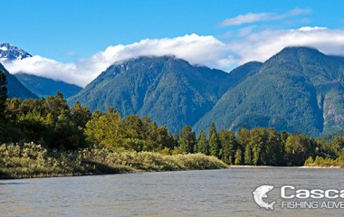 The stunning scenery of British Columbia