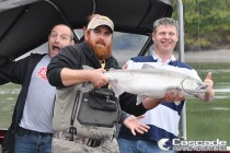 There is noting like catching Chinook