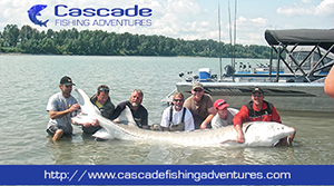 Cascade Fishing Adventures Fishing News