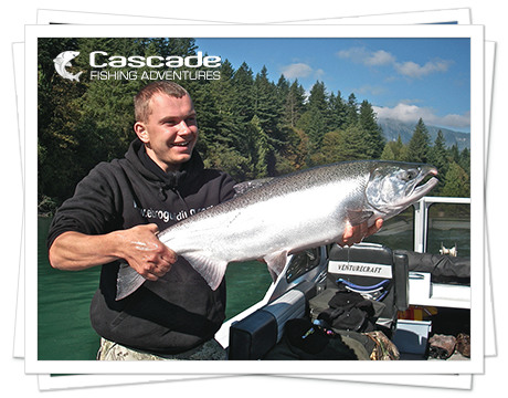 Cascade Gold 6 Hour Fishing Trip