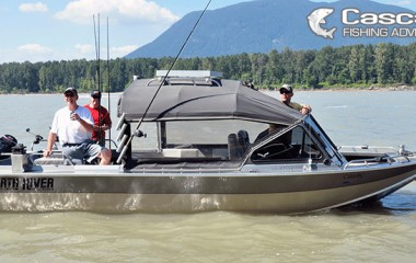 Cascade Jet Boat