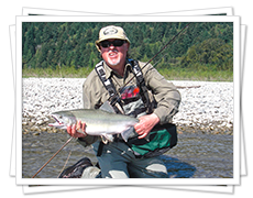 Pink Salmon Fishing in BC