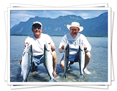 Sockeye Salmon Fishing in BC