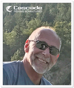 Cascade Fishing Guide - Larry Dekoff