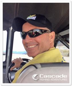 Cascade Fishing Guide - Mark Beaumont